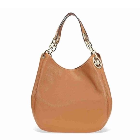 86d87a11541c Michael Kors Bags | Fulton Large Hobo | Poshmark